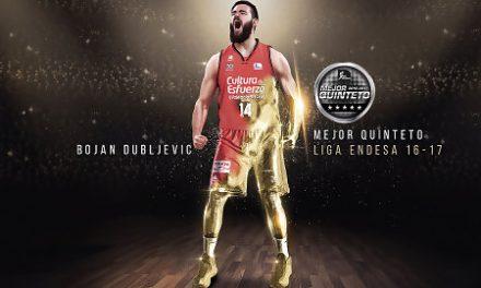 Bojan Dubljevic: «Es algo de todo el equipo, no solo mío»