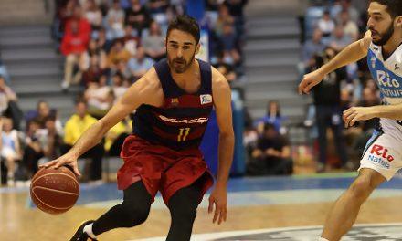 El FC Barcelona Lassa gana y se cita con Valencia Basket (71-76)