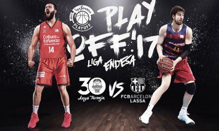 Previa de la serie entre Valencia Basket y FC Barcelona Lassa