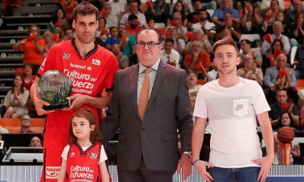 Valencia Basket y Ecovidrio celebran el Día Mundial del Reciclaje