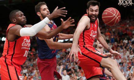 Valencia Basket logra su quinta victoria más amplia en el Playoff