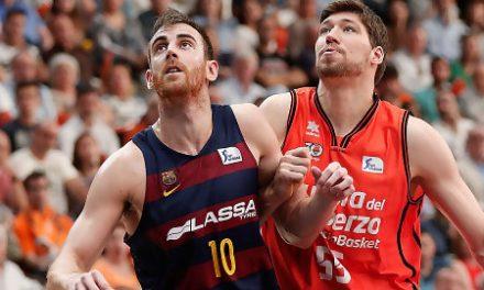 Valencia BC-Barça Lassa: El peso del segundo cuarto