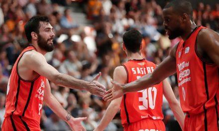 Valencia Basket: El muro taronja