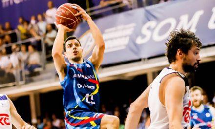 David Navarro cumple 150 partidos en Liga Endesa