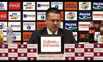 Pedro Martínez post P1 Cuartos Playoff vs FCB Lassa