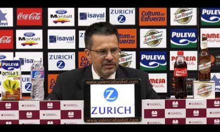 Pedro Martínez post P3 Cuartos Playoff vs FCB Lassa