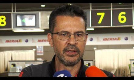 Pedro Martínez pre P1 Semis Playoff vs Baskonia