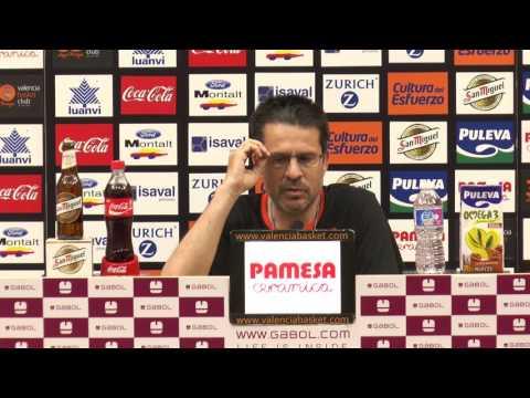 Pedro Martinez pre Movistar Estudiantes J33