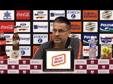 Pedro Martínez pre J34 Liga Endesa vs UCAM Murcia