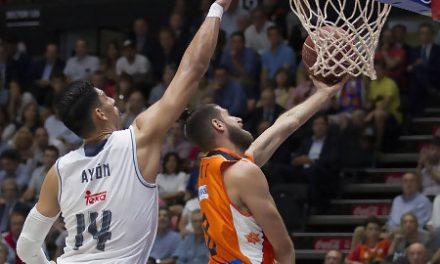 La igualdad en los partidos de Playoff Liga Endesa disputados en Valencia