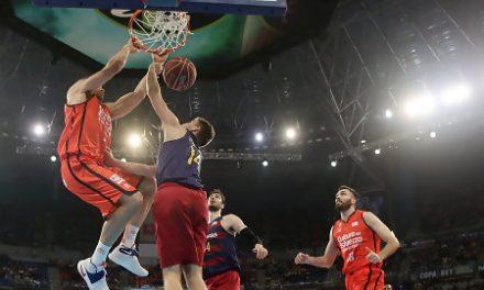 Slava Kravtsov y Mike Tobey no continuarán en Valencia Basket
