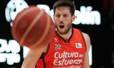 Sam Van Rossom se despide del Valencia Basket