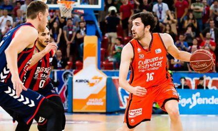 Valencia Basket, a sobrevivir sin Guillem Vives