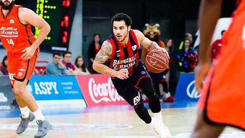 El Baskonia – Valencia Basket, en frases