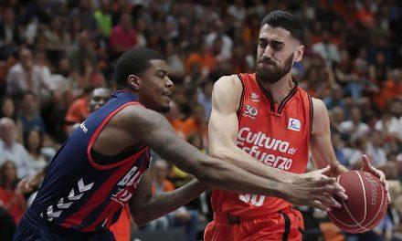 El Valencia Basket pone contra las cuerdas al Baskonia (75-69)