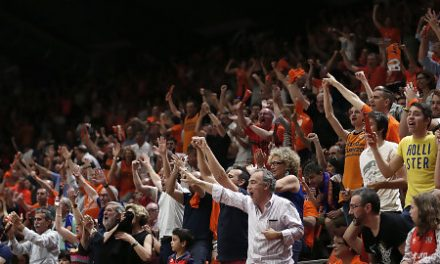 Valencia Basket convoca a su afición a las 18:30 horas del lunes
