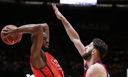 "Shengelia: ""Deseo suerte al Valencia Basket"""