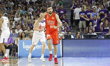 Valencia Basket encuentra recompensa en el esfuerzo y la constancia (79-86)