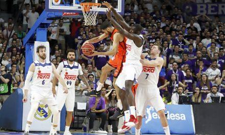 El Valencia Basket conquista el fortín más seguro