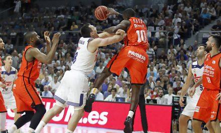 El Valencia Basket analiza el tercer partido