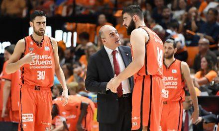 Jaume Ponsarnau amplía su contrato con Valencia Basket hasta 2020