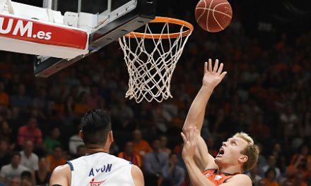 El Valencia Basket en eliminatorias con 2-1