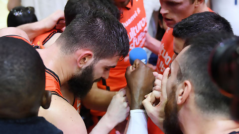 Valencia Basket iguala su segunda mayor victoria contra Real Madrid