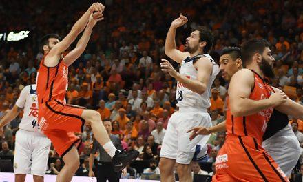 El Valencia BC logra la tercera mayor diferencia en un cuarto de una final