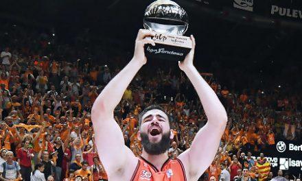 Bojan Dubljevic renueva con el Valencia Basket