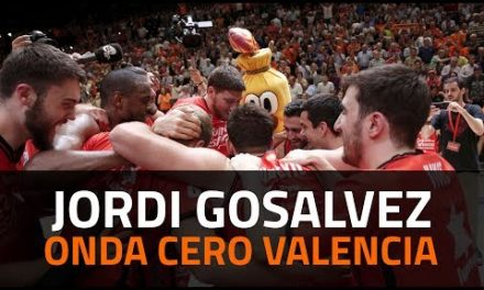 A la final de la Liga Endesa en… Onda Cero Valencia