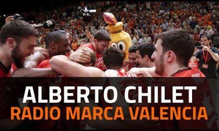 A la final de la Liga Endesa en… Radio Marca Valencia
