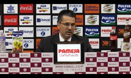 Pedro Martínez post P3 Semifinal Playoff vs Baskonia