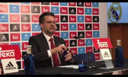 RP Pedro Martínez post P1 Final Liga Endesa