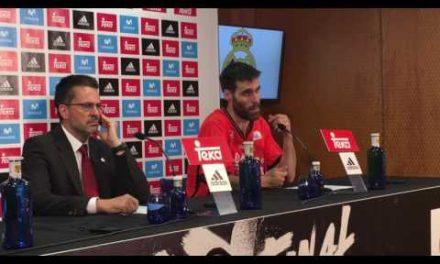 RP Fernando San Emeterio post P1 Final Liga Endesa