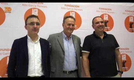 Presentación Campus de Entrenadores VBC – Fundación AGR