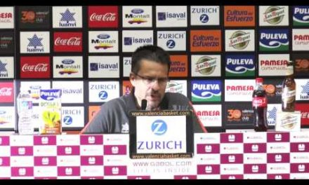 Pedro Martínez pre P3 Final Liga Endesa