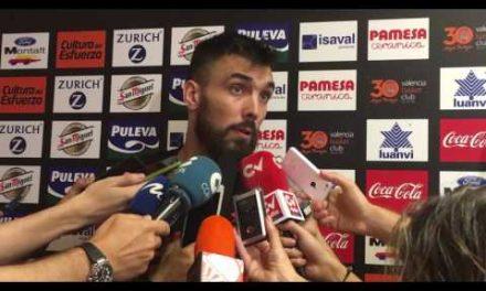 Pierre Oriola pre P3 Final Liga Endesa