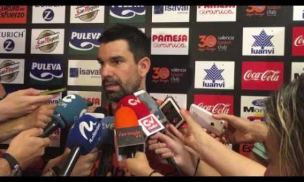 Rafa Martínez pre P3 Final Liga Endesa