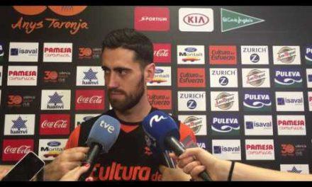 Joan Sastre pre P4 Final Liga Endesa