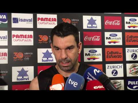 Video Rafa Martinez pre P4 Final Liga Endesa