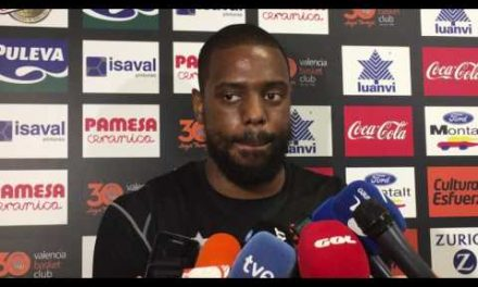 Video Will Thomas pre P4 Final Liga Endesa