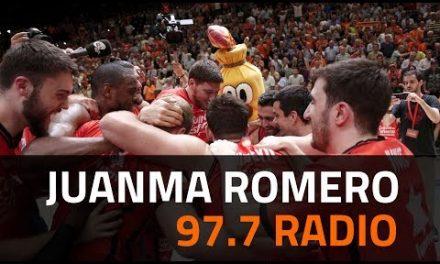 A la final de la Liga Endesa en… 97.7 Radio