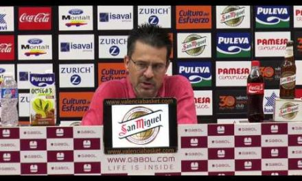 Pedro Martínez post P4 Final Playoff vs Real Madrid