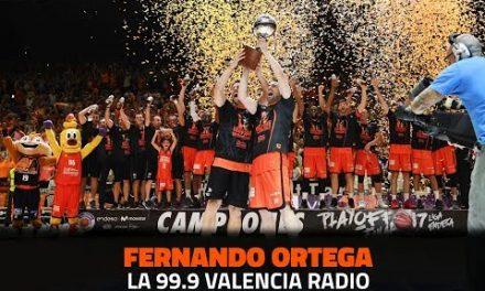 Campeones de la Liga Endesa en… La 99.9 Valencia Radio