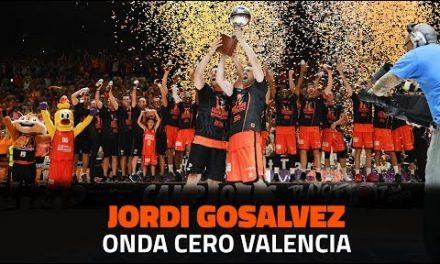 Campeones de la Liga Endesa en… Onda Cero Valencia