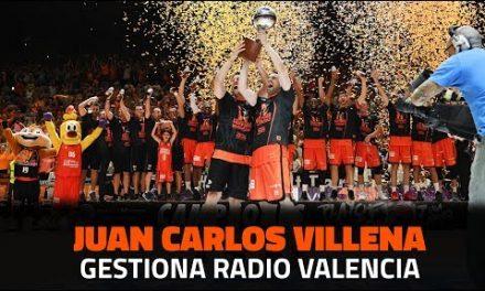 Campeones de la Liga Endesa en… Gestiona Radio Valencia