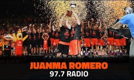 Campeones de la Liga Endesa en… 97.7 Radio