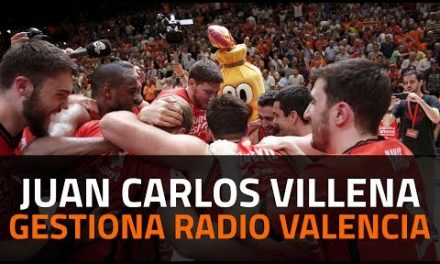 A la final de la Liga Endesa en… Gestiona Radio Valencia