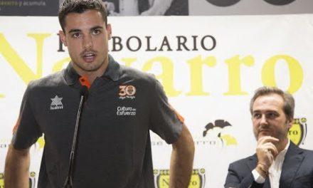 Presentación Alberto Abalde en Herbolario Navarro