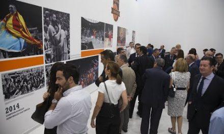 Inauguración exposición «El éxito del esfuerzo» en la Fundación Bancaja